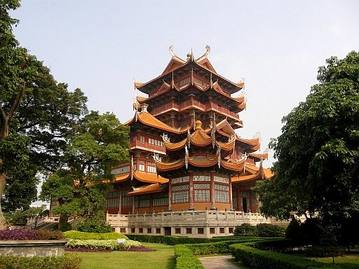 Китай —2007